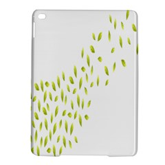 Leaves Leaf Green Fly Landing Ipad Air 2 Hardshell Cases by Alisyart