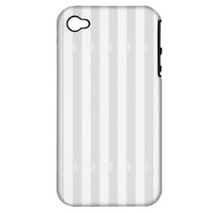 Main Field Football Sport Gray Apple Iphone 4/4s Hardshell Case (pc+silicone)