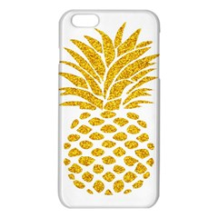 Pineapple Glitter Gold Yellow Fruit Iphone 6 Plus/6s Plus Tpu Case by Alisyart