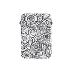 These Flowers Need Colour! Apple Ipad Mini Protective Soft Cases by Simbadda