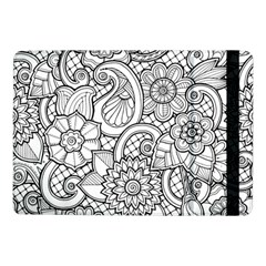 These Flowers Need Colour! Samsung Galaxy Tab Pro 10 1  Flip Case by Simbadda