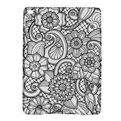 These Flowers Need Colour! Ipad Air 2 Hardshell Cases by Simbadda