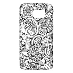 These Flowers Need Colour! Galaxy S6 by Simbadda