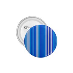 Color Stripes Blue White Pattern 1 75  Buttons