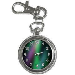 Course Gradient Color Pattern Key Chain Watches by Simbadda
