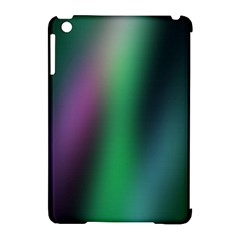 Course Gradient Color Pattern Apple Ipad Mini Hardshell Case (compatible With Smart Cover)
