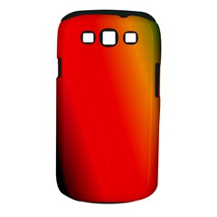 Multi Color Pattern Background Samsung Galaxy S Iii Classic Hardshell Case (pc+silicone)