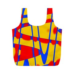 Graphic Design Graphic Design Full Print Recycle Bags (m)  by Simbadda