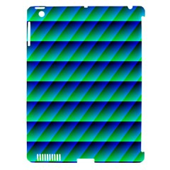 Background Texture Structure Color Apple Ipad 3/4 Hardshell Case (compatible With Smart Cover) by Simbadda