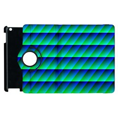 Background Texture Structure Color Apple Ipad 3/4 Flip 360 Case by Simbadda