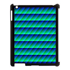 Background Texture Structure Color Apple Ipad 3/4 Case (black) by Simbadda