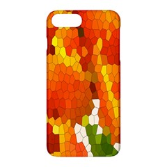 Mosaic Glass Colorful Color Apple Iphone 7 Plus Hardshell Case