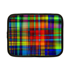 Abstract Color Background Form Netbook Case (small)  by Simbadda