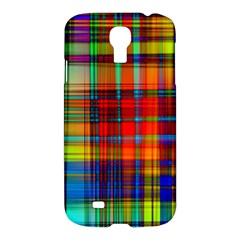 Abstract Color Background Form Samsung Galaxy S4 I9500/i9505 Hardshell Case by Simbadda