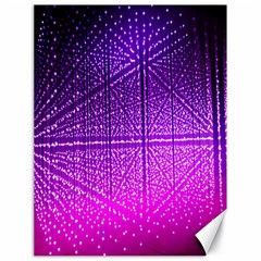 Pattern Light Color Structure Canvas 18  X 24   by Simbadda