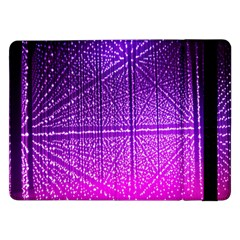 Pattern Light Color Structure Samsung Galaxy Tab Pro 12 2  Flip Case