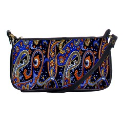 Pattern Color Design Texture Shoulder Clutch Bags by Simbadda