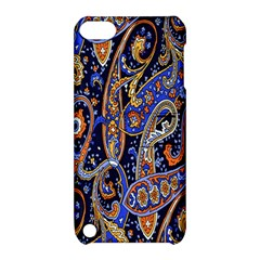 Pattern Color Design Texture Apple Ipod Touch 5 Hardshell Case With Stand by Simbadda