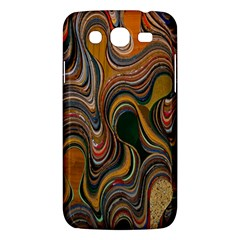 Swirl Colour Design Color Texture Samsung Galaxy Mega 5 8 I9152 Hardshell Case