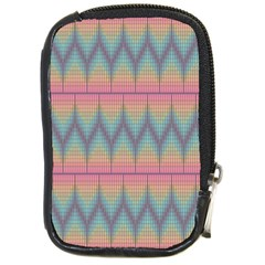 Pattern Background Texture Colorful Compact Camera Cases by Simbadda