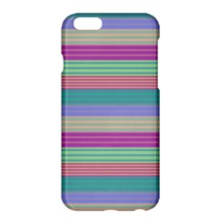 Backgrounds Pattern Lines Wall Apple Iphone 6 Plus/6s Plus Hardshell Case by Simbadda