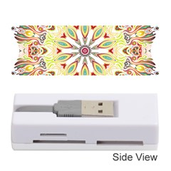 Intricate Flower Star Memory Card Reader (stick)