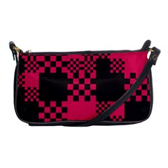 Cube Square Block Shape Creative Shoulder Clutch Bags by Simbadda