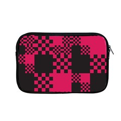 Cube Square Block Shape Creative Apple Macbook Pro 13  Zipper Case by Simbadda
