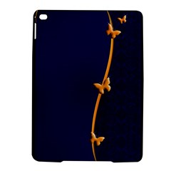 Greeting Card Invitation Blue Ipad Air 2 Hardshell Cases by Simbadda