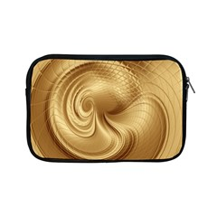 Gold Background Texture Pattern Apple Ipad Mini Zipper Cases by Simbadda