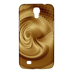Gold Background Texture Pattern Samsung Galaxy Mega 6 3  I9200 Hardshell Case by Simbadda