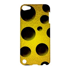 Background Design Random Balls Apple Ipod Touch 5 Hardshell Case by Simbadda