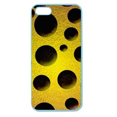 Background Design Random Balls Apple Seamless Iphone 5 Case (color) by Simbadda