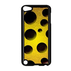 Background Design Random Balls Apple Ipod Touch 5 Case (black) by Simbadda