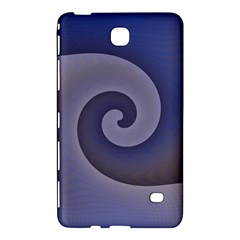 Logo Wave Design Abstract Samsung Galaxy Tab 4 (7 ) Hardshell Case  by Simbadda