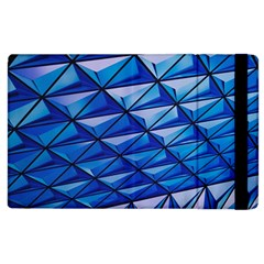 Lines Geometry Architecture Texture Apple Ipad 2 Flip Case by Simbadda