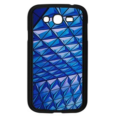 Lines Geometry Architecture Texture Samsung Galaxy Grand Duos I9082 Case (black) by Simbadda