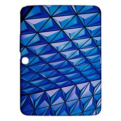 Lines Geometry Architecture Texture Samsung Galaxy Tab 3 (10 1 ) P5200 Hardshell Case  by Simbadda