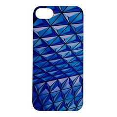 Lines Geometry Architecture Texture Apple Iphone 5s/ Se Hardshell Case by Simbadda