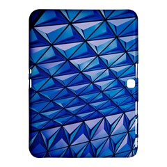 Lines Geometry Architecture Texture Samsung Galaxy Tab 4 (10 1 ) Hardshell Case  by Simbadda