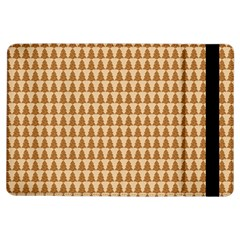 Pattern Gingerbread Brown Ipad Air Flip by Simbadda