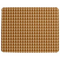 Pattern Gingerbread Brown Jigsaw Puzzle Photo Stand (rectangular) by Simbadda