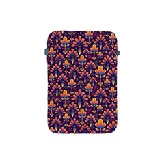 Abstract Background Floral Pattern Apple Ipad Mini Protective Soft Cases by Simbadda