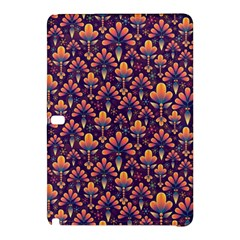 Abstract Background Floral Pattern Samsung Galaxy Tab Pro 12 2 Hardshell Case by Simbadda