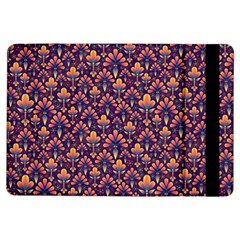 Abstract Background Floral Pattern Ipad Air Flip by Simbadda