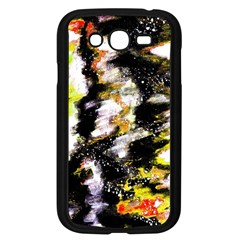 Canvas Acrylic Digital Design Samsung Galaxy Grand Duos I9082 Case (black) by Simbadda