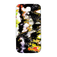Canvas Acrylic Digital Design Samsung Galaxy S4 I9500/i9505  Hardshell Back Case by Simbadda