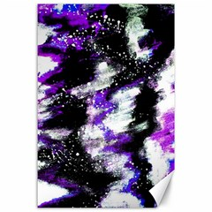 Canvas Acrylic Digital Design Canvas 24  X 36  by Simbadda