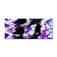 Canvas Acrylic Digital Design Cosmetic Storage Cases by Simbadda
