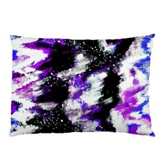 Canvas Acrylic Digital Design Pillow Case by Simbadda